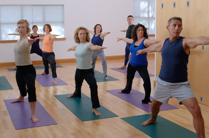InsideOut Yoga Group Class Seattle Kim Trimmer All Levels
